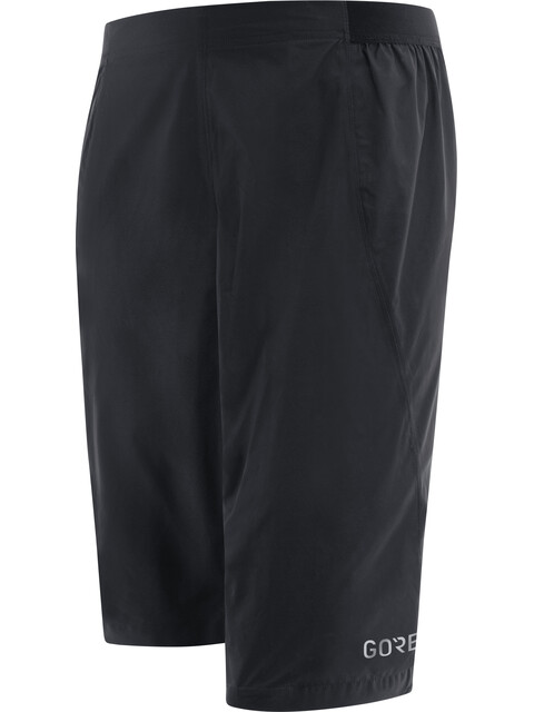 GORE WEAR C7 Rescue Windstopper Shorts Men black